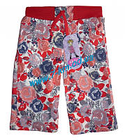 Капри для девочек Vit1072 джинс 3 шт (4-6 лет)
