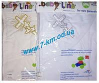 Крестильное полотенце Vit361 махра 1 шт (90х100 см)