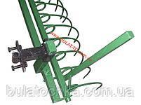 Грабли для мотоблока (1,2м) грабли для сена уборка сена, фото 3
