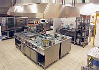 Тепловое оборудование для ресторанов