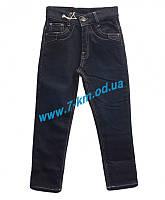 Брюки для мальчиков PaH6088 флис 6 шт (5-10 лет) (т-синий)