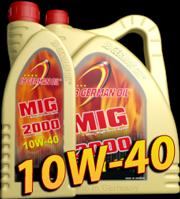 JB GERMAN OIL MIG 2000 MOS2 (МОЛИБДЕН), SAE 10W-40 API SL/CF 1 л