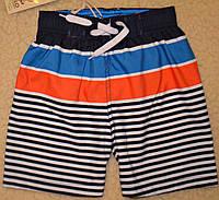 Пляжные шортики,внутри трусики-сетка. рост 98.110