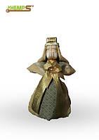 Оберегова лялька-мотанка «Дух Сонця». Дарується на успіх в нових починаннях