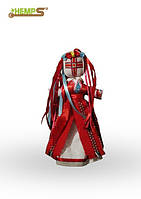 Оберегова лялька-мотанка «Оксана». Дарується дівчатам та молодим жінкам на щасливу жіночу долю