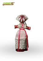 Оберегова лялька-мотанка «Зоря». Дарується  на успіх та нові можливості