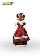 Оберегова лялька-мотанка «Марічка». Дарується дівчатам та молодим жінкам на щасливу долю