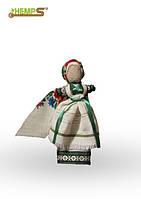 Оберегова лялька-мотанка «Олеся». Дарується  жінкам на щасливу долю