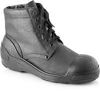 Ботинки с металлическим подноском