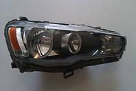 Фара передняя правая на Mitsubishi Lancer X