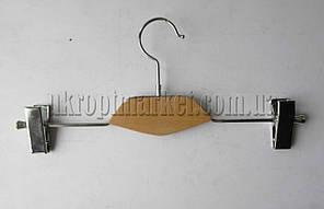 """Вешалка с деревянной вставкой """"Torg"""" ZZ-0050"""
