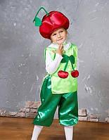 Детский карнавальный костюм Вишни