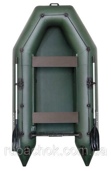 Лодка надувная Kolibri (Колибри) КМ-300 + Air-deck