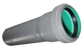 Труба каналізаційна Ø 110 L 500 mm.