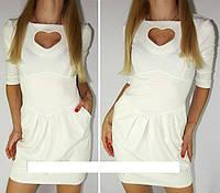 Платье Сердце ,  1147 АК, фото 1