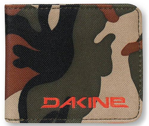 Необычный кошелек Dakine PAYBACK WALLET 2014, 610934833447 camo