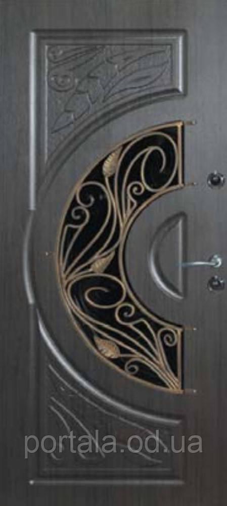 """Входная дверь """"Портала"""" (серия Премиум) ― модель BIG-13 Vinorit"""