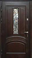 """Входная дверь """"Портала"""" (серия Премиум) ― модель М-1 Vinorit (3-D, патина)"""