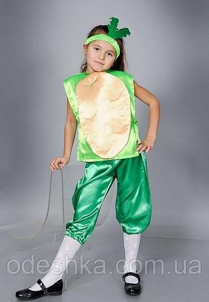 Дитячий карнавальний костюм Картоплі