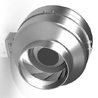 Промышленный канальный круглый вентилятор Канал-ВЕНТ-100