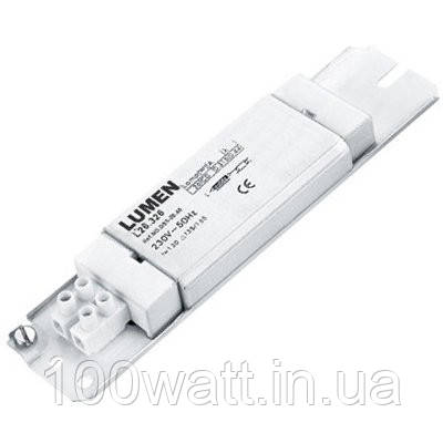 Балласт электромагнитный 18w (20вт) LUMEN