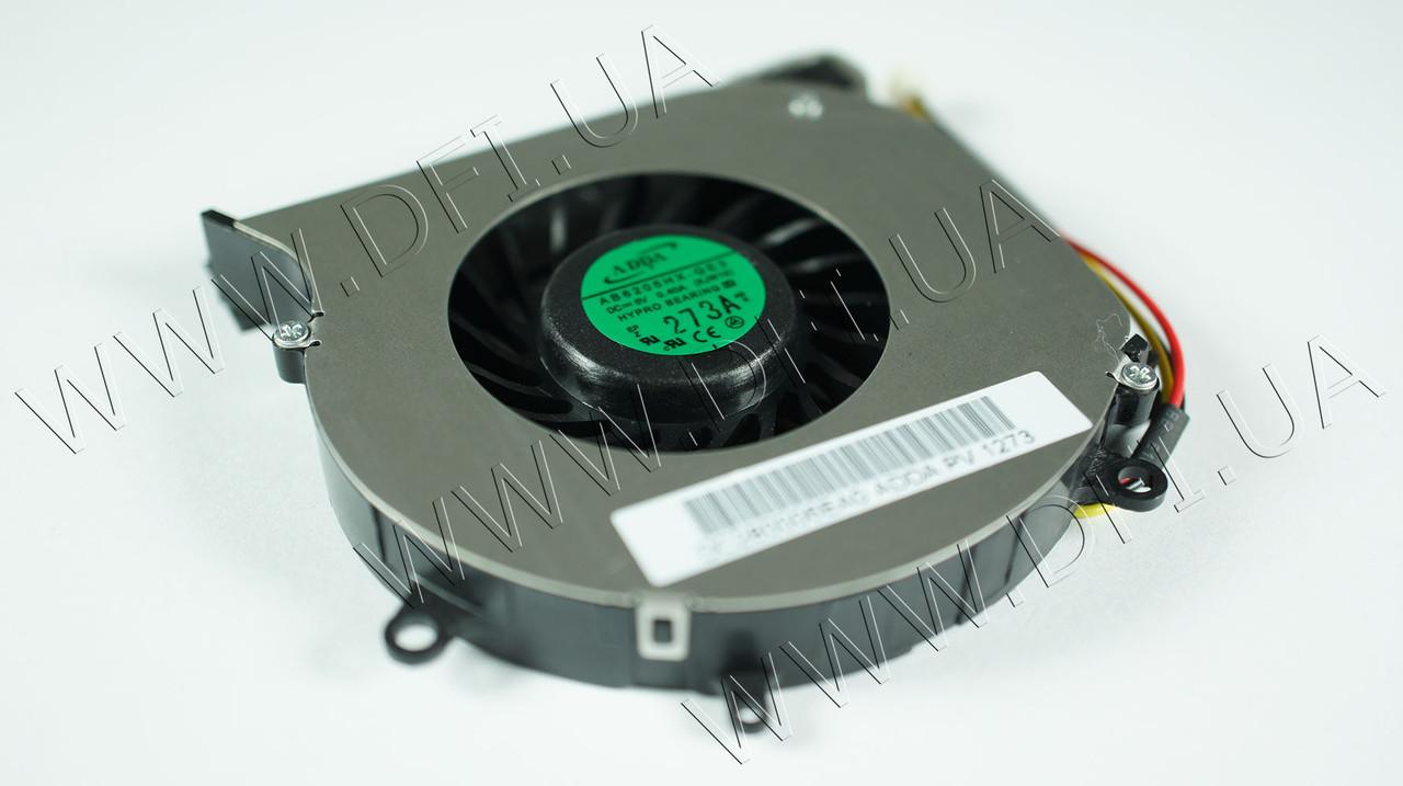 Вентилятор для ноутбука HP PAVILION DV3-1000, DV3-2100, DV3-2200, DV3Z-1100, CQ35, CQ36