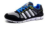 Кроссовки мужские Adidas Feather Prime, черные, фото 1