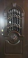 """Входная металлическая дверь элит класса """"Портала"""" (серия PatinaElit) ― модель M-2 Vinorit, фото 1"""