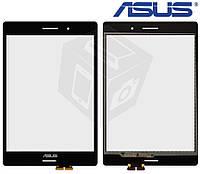Touchscreen (сенсорный экран) для Asus ZenPad 8.0 Z380C, оригинальный (черный)