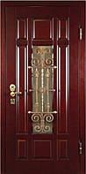 """Входная дверь """"Портала"""" (серия Премиум) ― модель M-4 Vinorit (3-D, патина)"""