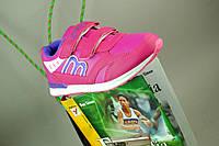 Розовые кроссовки для девочек