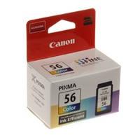 Картридж струйный Canon  Pixma E404/E464 (Color) CL-56 Color (9064B001)