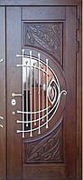 """Входная дверь """"Портала"""" (серия Премиум) ― модель M-7 Vinorit (3-D, патина), фото 1"""