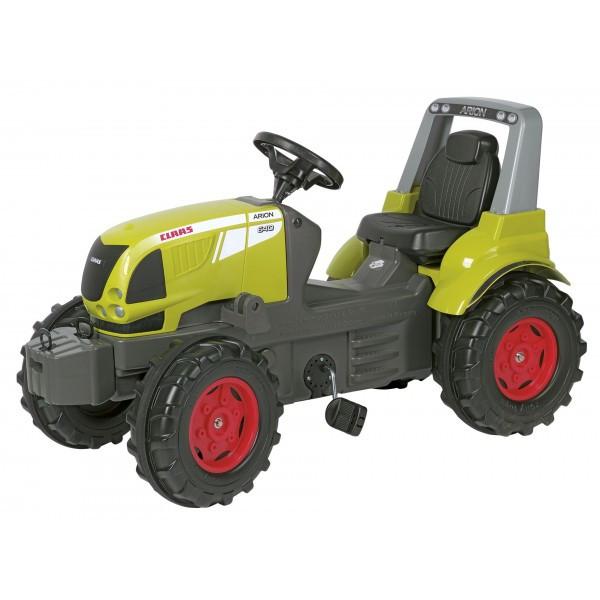 Трактор педальный Claas Arion Rolly Toys 700233