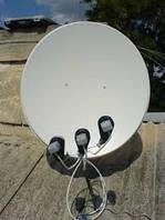 Безкоштовне супутникове телебачення на 1 телевізор з установкою