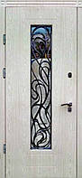 """Входная дверь для улицы """"Портала"""" (Премиум Vinorit) ― модель Невада, фото 1"""