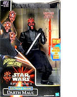 Дарт Мол Звездные войны говорящая фигурка игрушка, фото 1