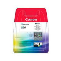 Картридж струйный Canon для Pixma iP-1600/2200/MP-150/170/450 PG-40/CL-41 (0615B043) Multipack