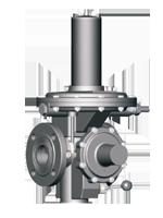 Регулятор давления газа комбинированный РДК-50