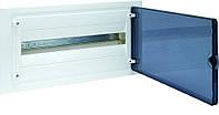 Щит HAGER GOLF 22-модулей с прозрачными дверями VF122TD (внутренняя установка)