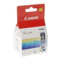 Картридж струйный Canon Pixma iP1800/iP1900/iP2600 CL-38C Color (2146B005)