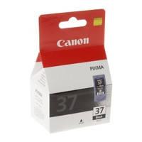 Картридж струйный Canon Pixma iP1800/iP1900/iP2600 PG-37Bk Black (2145B005)