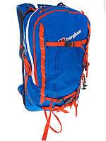 Рюкзак зимний Berghaus ARETE COULOIR 25 (Голубо-оранжевый, оранжево-зеленый) (21423V26)