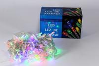 """Гирлянда новогодняя с RGB свечением  """"200L LED M Luz De Navidad"""""""
