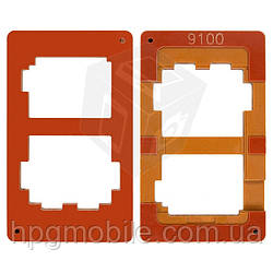 Фиксатор дисплейного модуля Samsung Galaxy S2 I9100 / I9105