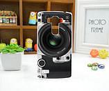 Чехол для LG G4s панель накладка с рисунком глаз, фото 7