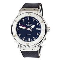 Часы Hublot Classic Fusion Quartz Date Black-Silver-Black SK-1012-0104