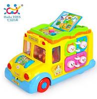 Игрушка Huile Toys Школьный автобус (796)