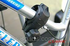 Крепления для велосипедов на Фаркоп Menabo WINNY Plus (Менабо Вини), фото 3