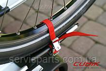 Крепления для велосипедов на Фаркоп Menabo WINNY Plus (Менабо Вини), фото 2